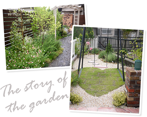 The story of the garden